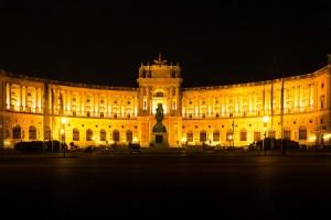 Hofburg-rezidencia