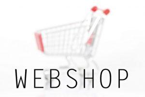 online webshop készítés